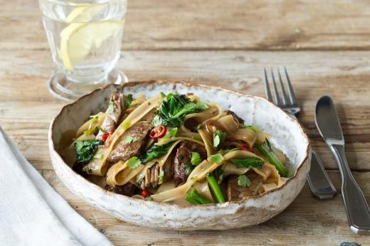 Saucy Beef Noodles ››  http://bit.ly/1QXXo2y